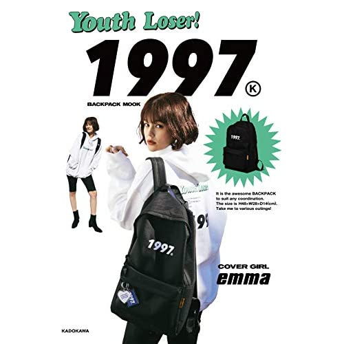 YouthLoser 1997 BACKPACK MOOK 画像