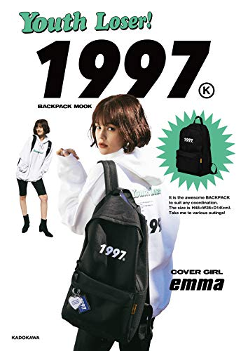 YouthLoser 1997 BACKPACK MOOK 画像 A