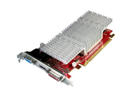 (Diamond Multimedia ATI AMD Radeon HD 5450 PCI Express GDDR3 1GB Video Graphics Card 5450PE31G)