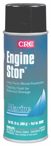 CRC Fogging Fluid, 13oz Aerosol 06068