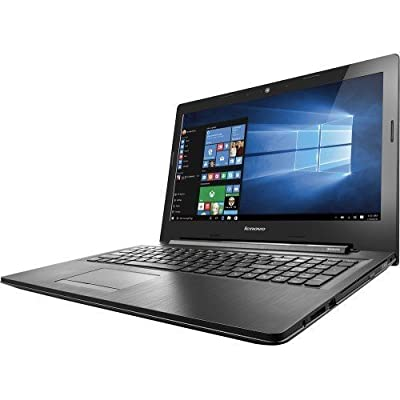 Newest Lenovo G50 Premium Laptop PC, 15.6-inch HD LED Backlight Display, AMD E1-6010 Dual-Core Processor 1.35GHz, 4GB DDR3L RAM, 500GB HDD, DVD±RW, Bluetooth, HDMI, Wifi, Windows 10