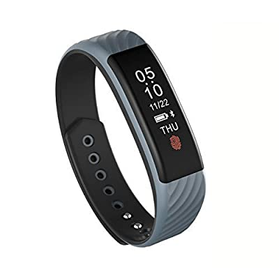 Fitness Trackers New Smart Bracelet Counter Wireless Pedometer Band Sport Fitness Tracker with Heart Rate Monitor and Blood Pressure For Android iOS Phone