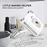 Lord Eagle Hand Mixer Electric, 400W Power handheld