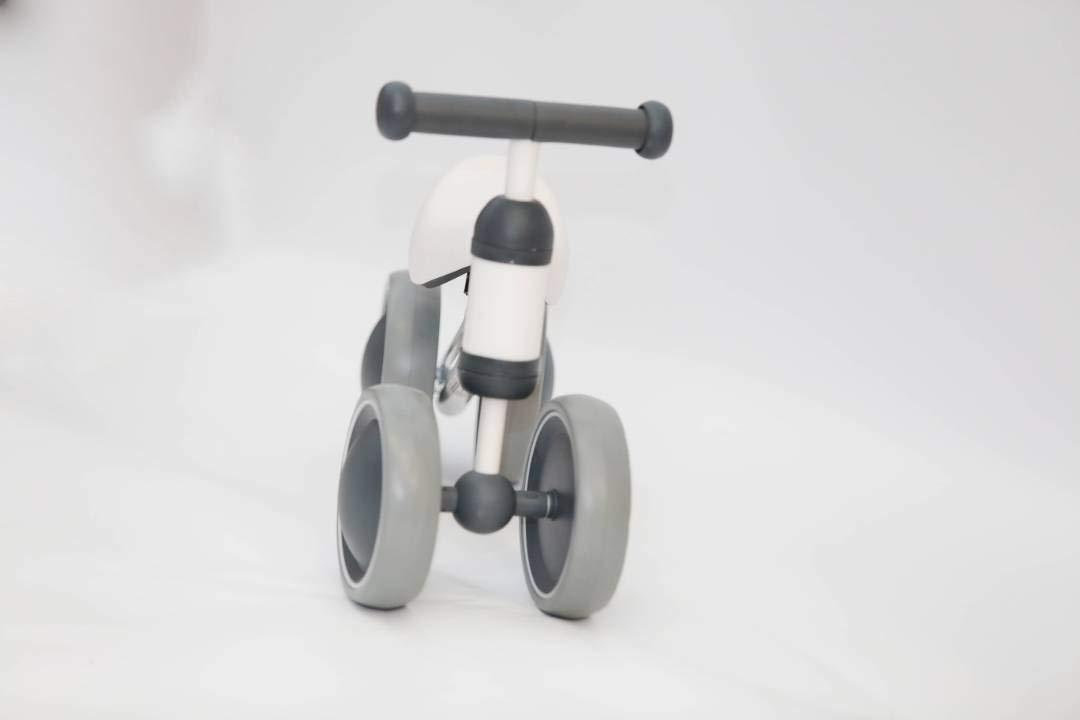ハッピーキッズバランスバイク|子供ウォーカー - - 10-24ヶ月無ペダル3輪TriCycle最初のバイク[ホワイト] B07FW37ZJC B07FW37ZJC, ハマナカチョウ:3830980d --- number-directory.top