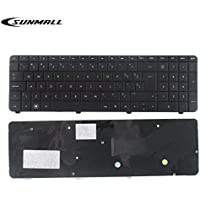 SUNMALL Keyboard Replacement for HP Compaq G72 CQ72 Series G72-100 G72-200 G72T-200 CTO G72-a00 G72-b00 G72t-b00 CTO G72-c00 Laptop series Black US Layout(6 Months Warranty)