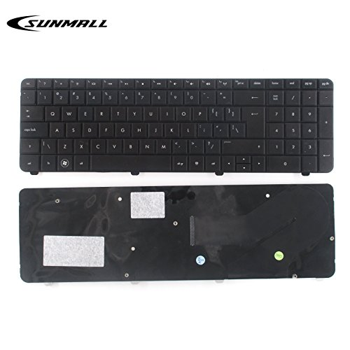 - SUNMALL Keyboard Replacement for HP Compaq G72 CQ72 Series G72-100 G72-200 G72T-200 CTO G72-a00 G72-b00 G72t-b00 CTO G72-c00 Laptop Series Black US Layout(6 Months Warranty)