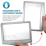 MagniPros 3X Large Ultra Bright LED Page Magnifier