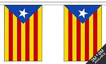 Banderines de la Independencia Catalana (Estelada)