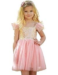 Birthday Dress for Little Girls Princess Ballerina Party