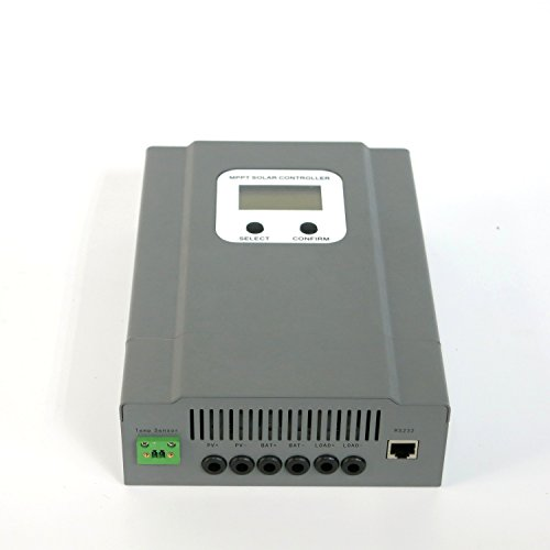 HXENGY ESMART2 MPPT Solar Charge Controller 20/30/40amp D...