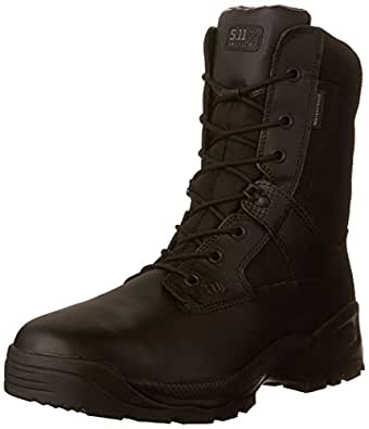 5.11 Men's ATAC Storm 8In Boot-U, Black, 4 D(M) US