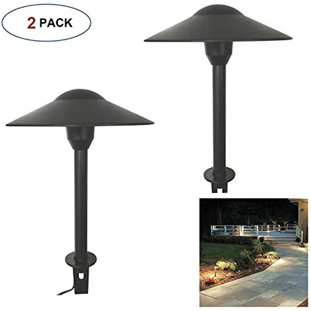 Lumina Low Voltage Landscape Lighting Cast Aluminum