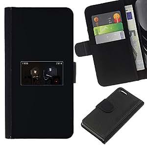 JackGot ( Gaming Evolution ) Apple Iphone 5C la tarjeta de Crédito Slots PU Funda de cuero Monedero caso cubierta de piel