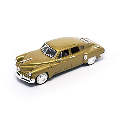 Road Signature 43201GLD 1948 Tucker Gold Signature Series 1/43 Diecast Model Car (Tucker Car)