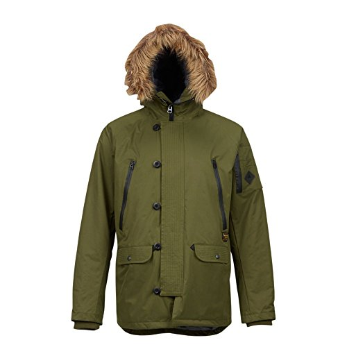 Burton–giacca Bryce Jacket, Keef, M, 13987102525 Keef