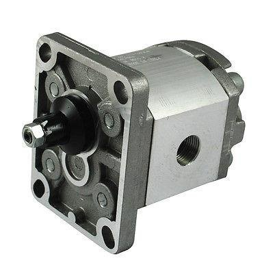 Hydraulische zahnradpumpe, STD gruppe 1 BSP gewinde ports 1 1:8 bänder 4 schrauben flansch 9.8CC
