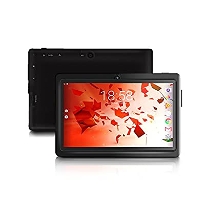 7 Inch Tablet PC Google Android 6.0 Tablet 1GB RAM 8GB Storage 800x1280 IPS Touchscreen With Dual Camera Quad Core Bluetooth 4.0