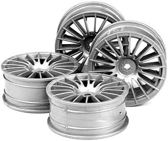 Tamiya 51046 1//10 Medium Narrow 18-Spoke Wheels 51046 4