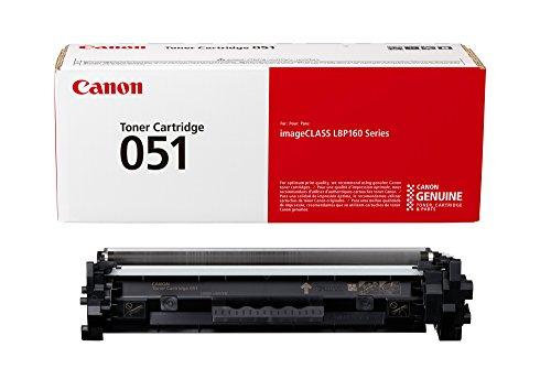 Canon Original 051 Toner Cartridge - Black