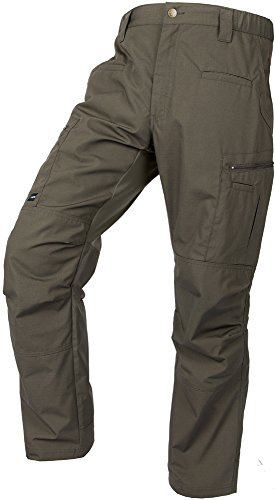 LA Police Gear Men's Teflon Coated Water Resistant STS Atlas Tactical Cargo Pant Sierra-40 x 32