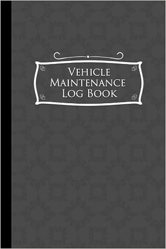 truck maintenance log book