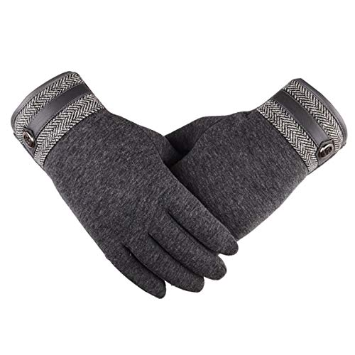 1 Pc (1 Pair) Men Knitted Winter Glove Warm Cotton Unisex Mens Womens Boys Youth Expert Popular Extreme Gym Football Rawlings Plus Work Hand Wrist Straps Dryer Touch Gloves, Type-03 (Youth Football Gloves Batman)