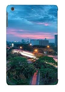 Ipad Mini/mini 2 Case - Tpu Case Protective For Ipad Mini/mini 2- Jakarta Case For Thanksgiving's Gift