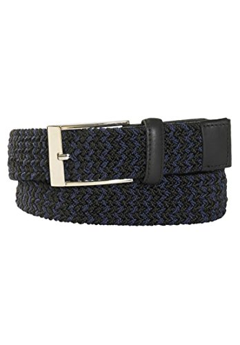Kingsize Mens Tall Elastic Braid