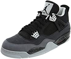 sneakers for cheap bce10 21621 Nike Mens Air Jordan 4 Retro Fear Pack Black Cool Grey …  476.76 476.76.  Bestseller