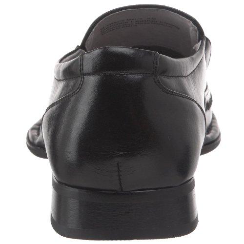 Madden Men Trace Herren Schwarz Eckig Slipper Schuhe Neu/Display EU 42