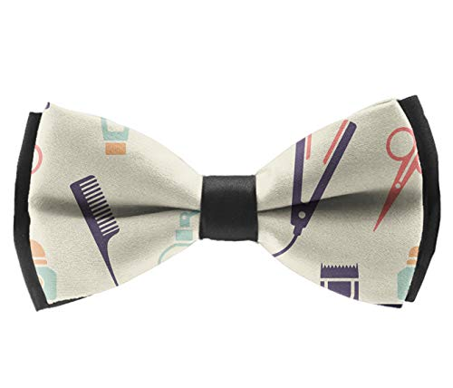 (Barber Shop Tools(2) Novelty Bow Ties For Party Costume Accessory)