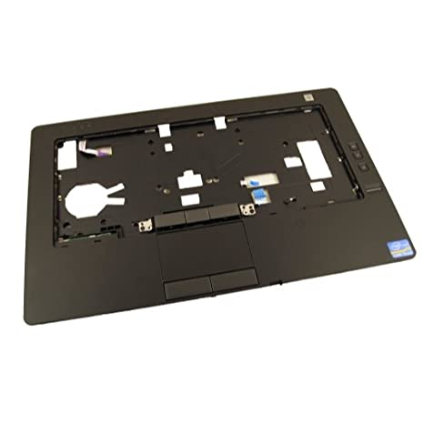 35H7M - New - Dell Latitude E6430 Palmrest Touchpad Assembly with  Fingerprint Reader - 35H7M
