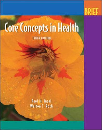 Core Concepts In Health Brief with PowerWeb (Insel Outlets)