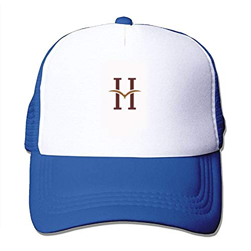 (H Eagle Letter Logo Adult Mesh Hat Quick-Dry Collapsible Sun Hat Outdoor Sunscreen Baseball Cap)