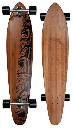 Mike Jucker Hawaii Longboard Bambus MAKAHA