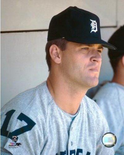 - Denny McLain Detroit Tigers MLB Posed Photo (Size: 8