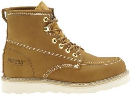 Brazos Men's Premium Rio Work Boots