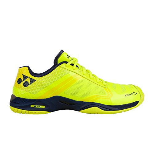 Chaussure Cushion De Power Tout Bleu Tennis Aerudash Terrain Yonex Jaune Chaussures Fonc Hommes 0qpWEpaw