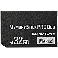 32GB memory stick Pro duo MARK2 Memory Stick for Sony PSP...
