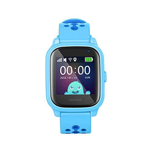 Leotec Kids Allo GPS - Smartwatch anti pérdida, color azul: Amazon.es: Electrónica