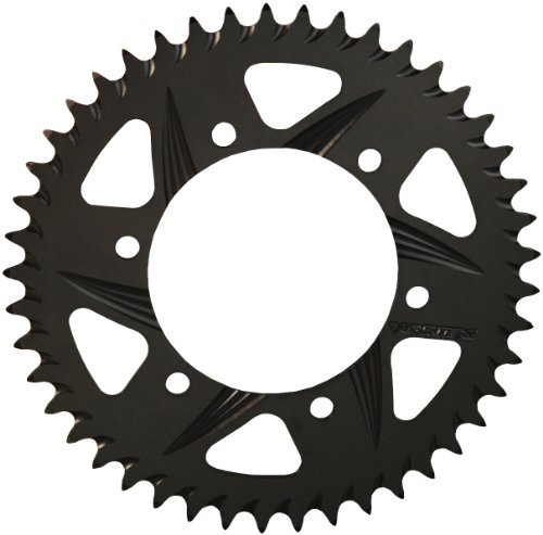 - Vortex 436K-41 41-Tooth 530-Pitch Hardcoat Rear Sprocket ,Solid Black