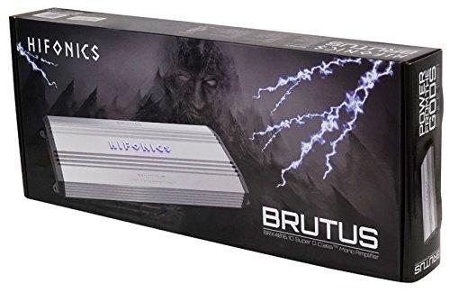 Hifonics BRX4016.1D Brutus 4000 Watt Mono Amplifier Car Audio Class-D Amp by Hifonics (Image #8)