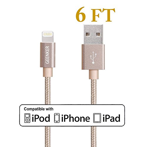 lightning-cable-geenker-6ft-extra-long-nylon-braided-8-pin-usb-charging-cord-for-apple-iphone-7-7-pl