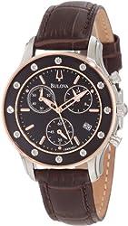 Bulova Women's 98R160 Strap Watch