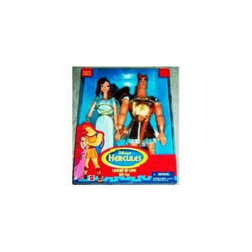 Hercules Legend of Love Gift Set of Dolls]()