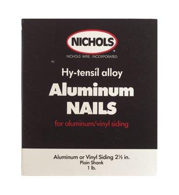 Nichols Wire - Nichols Wires Siding Nail 2-1/2