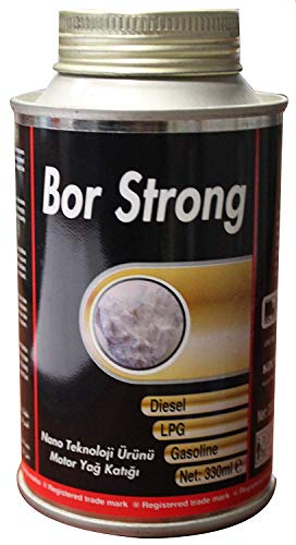 Speedol F6 BOR Strong Nano-Technology Motor Oil Treatment | 11.2 oz. (330 Ml) | High Performance Gasoline and Diesel Engine Oil Additive