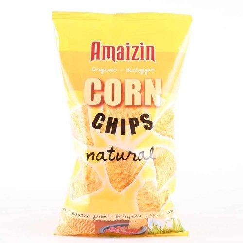 Org Corn (Amaizin Org Natural Corn Chips 250g by Amaizin Org)