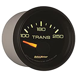 Auto Meter 8349 Chevy Factory Match Electric Transmission Temperature Gauge