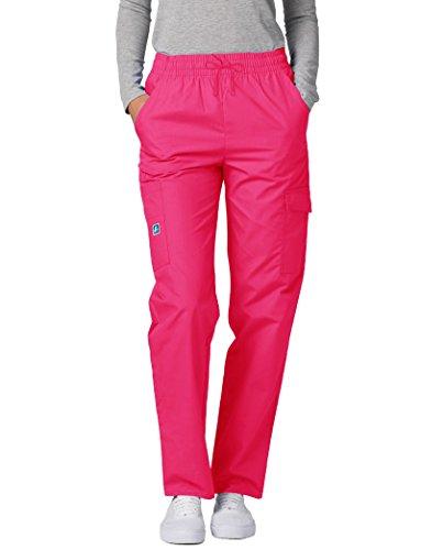 Rosa Ospedale Pantaloni Camice Uniforme fruit Da Medico Punch Adar Donna Hx1S0qw0R